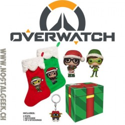 Funko Pop Overwatch - Christmas Exclusive Collector Box