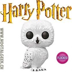Funko Pop Harry Potter Hedwig Flocked Flocked Exclusive Vinyl Figure