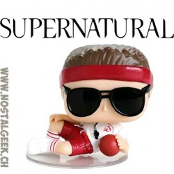 Funko Pop Telvision Supernatural Dean (Gym Teacher) Exclusive Vinyl Figure