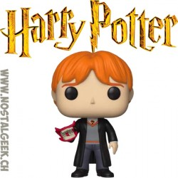 Funko Pop Harry Potter Funko Pop Harry Potter Ron Weasley (Howler) Vinyl Figure