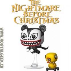 Funko Pop Disney Nightmare Before Christmas Vampire Teddy with Duck Vinyl Figure