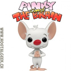 Funko Pop Pinky and the Brain (Minus Et Cortex) Pinky (Rare)