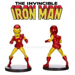 Marvel Classic Extreme Bobble Head Knocker Iron Man Classic 20 cm