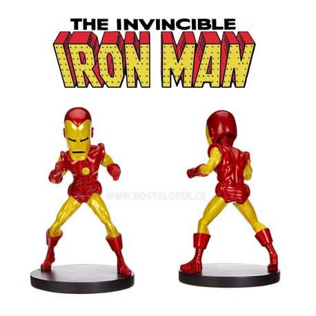 Marvel Classic Extreme HeadKnocker Iron Man Classic 20 cm