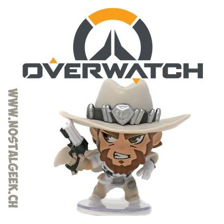 Overwatch Cute But Deadly Series 5 Mcree White Hat