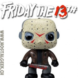 Funko Pop Horror Friday the 13th Jason Voorhees Vinyl Figure