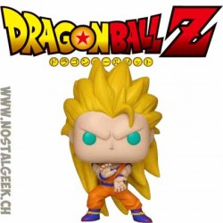 Funko Pop Dragon Ball Z Super Saiyan 3 Goku Exclusive Vinyl Figure