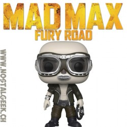 Funko Pop Movies Mad Max Fury Road Search the Guide Nux (Goggles) Edition Limitée
