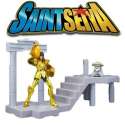 Bandai Saint Seiya DD. Panoramation Guidance of the Palce of the Scales Libra Dohko