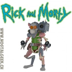 Funko Rick And Morty Pickle Rick Figurine Articulée