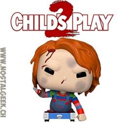 Funko Pop Horror Bride Of Chucky Scared Chucky limited edition