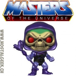 Funko Pop Masters of The Universe Battle Armor Skeletor Vinyl Figure