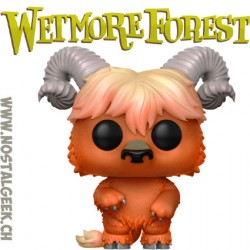 Funko Pop Monsters Wetmore Forest Butterhorn Exclusive Vinyl Figure