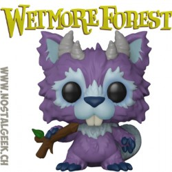 Funko Pop Monsters Wetmore Forest Angus Knucklebark Edition Limitée