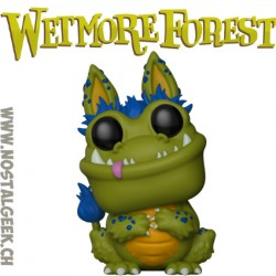 Funko Pop Monsters Wetmore Forest Liverwort Exclusive Vinyl Figure