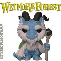 Funko Pop Monsters Wetmore Forest Magnus Twistknot Exclusive Vinyl Figure