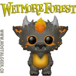 Funko Pop Monsters Wetmore Forest Mulch Exclusive Vinyl Figure