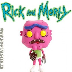 Funko Pop Cartoons Rick and Morty Scary Terry (No Pants) Edition Limitée