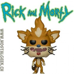 Funko Pop Rick et Morty Squanchy (with Rope) Exclusive Vinyl Figure