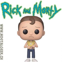 Funko Pop! Animation Rick et Morty Slick Morty Vinyl Figure