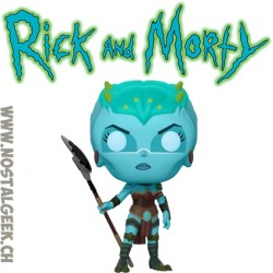 Funko Pop! Animation Rick and Morty Kiara Vinyl Figure