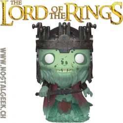 Funko Pop! Lord of the Rings Dunharrow King Vinyl Figure