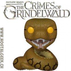 Funko Pop! Movies Fantastic Beasts Nagini Vinyl Figure