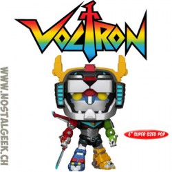 Funko Pop 15cm Animation Voltron Oversized Vynil Figure