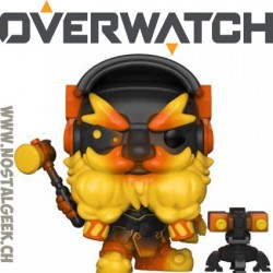 Funko Pop! Jeux Vidéos Games Overwatch Torbjorn (Molten Core) Exclusive Vinyl Figure