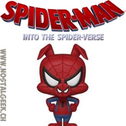 Funko Pop! Marvel Spider-Man Into the Spiderverse Spider-Ham Exclusive Vinyl Figure