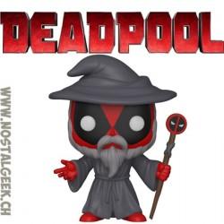 Funko Pop Marvel Wizard Deadpool Edition Limitée