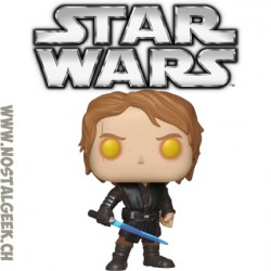 Funko Pop Star Wars Anakin Skywalker (Dark Side) Edition Limitée