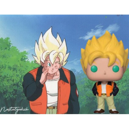 Dragon Ball Z Casual Figure Goku Funko Pop