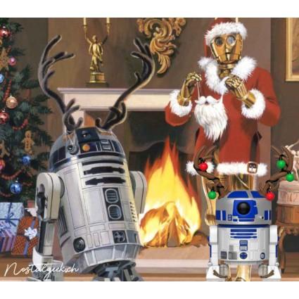 R2-D2 Reindeer Pop Vinyl Figure Funko POP Star Wars Holiday