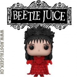 Funko Pop Movie Beetlejuice Lydia Deetz (Wedding Outfit) Edition Limitée