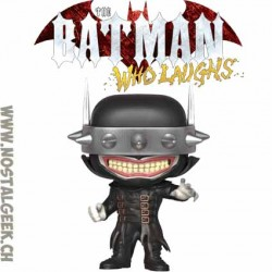 Funko Pop DC Batman Batman Who Laughs Exclusive Vinyl Figure
