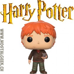 Funko Pop Harry Potter Ron Weasley (Scabbers) Vinyl Figure