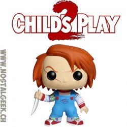 Funko Pop Child's Play 2 Chucky Exclusive Vinyl Figure