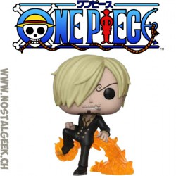 Funko Pop! Anime One Piece Vinsmoke Sanji Vinyl Figure