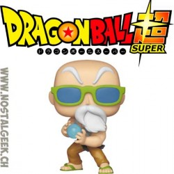 Funko Pop Animation Dragon Ball Z Master Roshi (Tortue Géniale) Edition Limitée