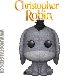 Funko Pop Disney Christopher Robin Eeyore (Bourriquet)