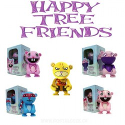 Pack Happy Tree Friends Trexi Designer Toys