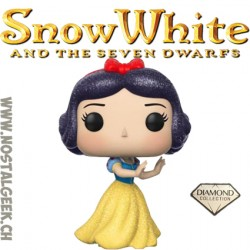 Funko Pop! Disney Snow White Evil Queen (Diamond Collection) Glitter Edition Limitée
