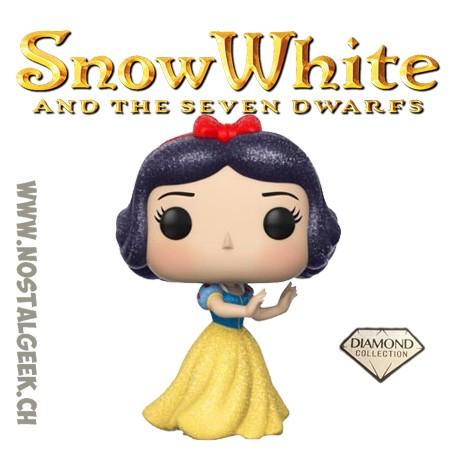 Funko Pop! Disney Snow White Evil Queen (Diamond Collection) Glitter Edition Limitée
