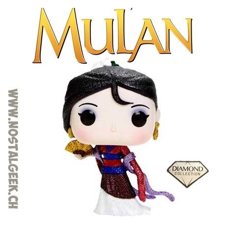 Funko Pop! Disney Mulan (Diamond Collection) Glitter Edition Limitée