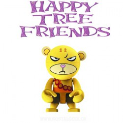 Happy Tree Friends Trexi : Buddhist Monkey Designer Toys