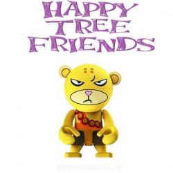 Happy Tree Friends Trexi : Buddhist Monkey Designer Toys