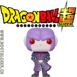 Funko Pop Dragon Ball Super Hit Exclusive Vinyl Figure