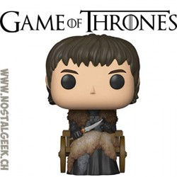 Funko Pop! TV Game of Thrones Bran Stark (Three-Eyed Raven) Vinyl Figure