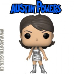 Funko Pop Movies Austin Powers Vanessa Kensington